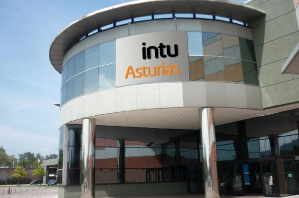 nuevo rotulo intu asturias